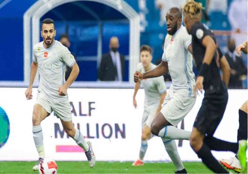 الهلال يتعادل مع الشباب ويخفق في استعادة صدارة الدوري السعودي