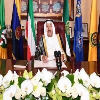 أمير الكويت يدعو إلى الوحدة  بين المسلمين في مواجهة أزمات المنطقة