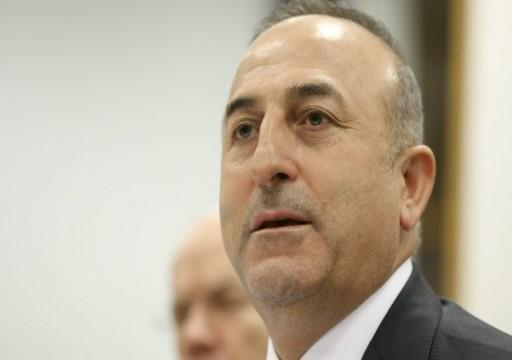 تشاووش أوغلو: ألاعيب إسرائيل القذرة بدأت مجددا قبيل الانتخابات