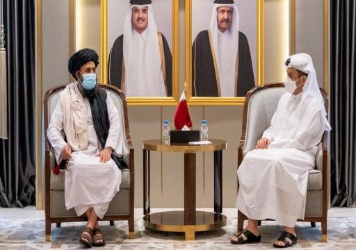 مسؤول قطري: الاعتراف بحكومة طالبان ليس أولوية