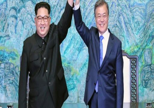 الكوريتان تزيلان مواقع المراقبة على الحدود
