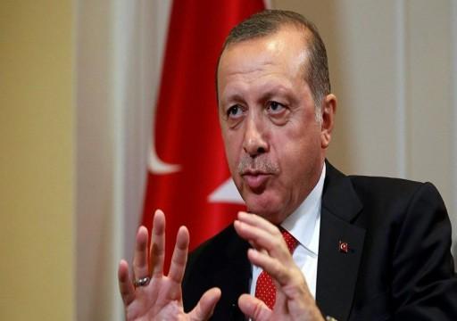 أردوغان: لن نسمح بتأجيل الاتفاق مع أمريكا بشأن سوريا