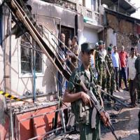 إعلان حالة الطوارئ في سريلانكا بعد اشتباكات بين بوذيين ومسلمين