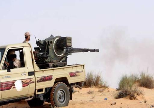 مجلس الأمن يصادق على قرار بوقف إطلاق النار في ليبيا