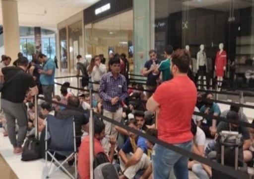 إقبال كبير وطوابير أمام متاجر أبل في دبي وأبوظبي لشراء آيفون11