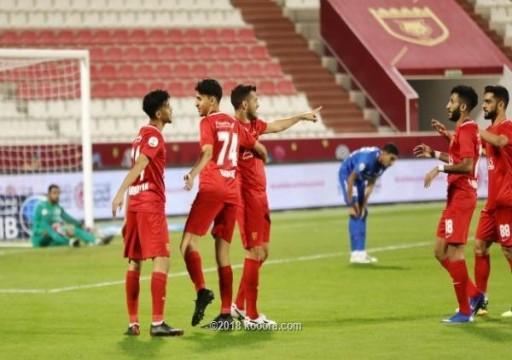 تحديد مواجهات ربع نهائي كأس الخليج العربي