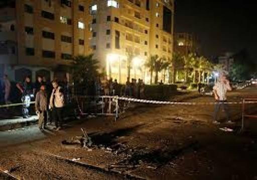 داخلية غزة تعلن مقتل 3 من عناصر الشرطة جراء تفجيرين بالقطاع