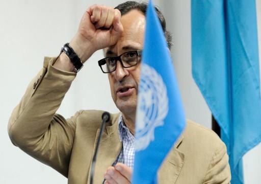 مسؤول يمني: رئيس البعثة الأممية بالحديدة يستقيل من منصبه