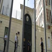 سفارة إيران في باريس تتعرّض