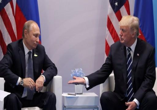 واشنطن بوست: ترامب يخفي معلومات حول لقاءات مع بوتين عن إدارته