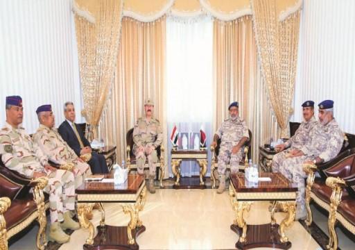مباحثات عسكرية بين الجيش القطري ومسؤولين عراقيين