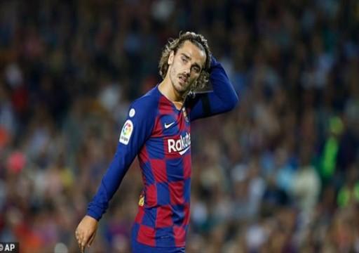جريزمان يعود إلى أتلتيكو مدريد معاراً