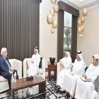 الإمارات تؤكد دعمها لجهود المبعوث الأممي لليمن في التوصل إلى حل سياسي
