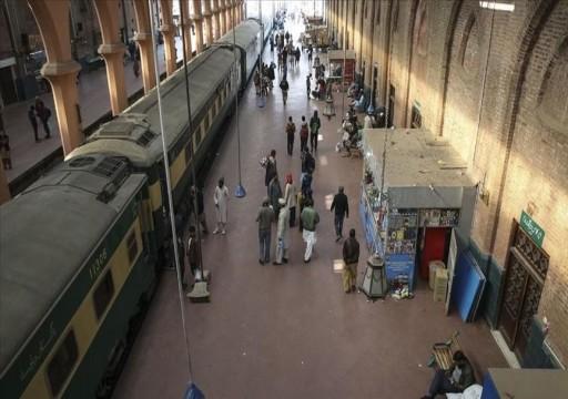 باكستان تستأنف رحلات قطار سريع إلى الهند