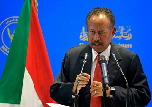 """انقلاب السودان.. مكتب حمدوك: """"دعاوى رأس الانقلاب"""" لن تنطلي على العالم والسودانيين"""