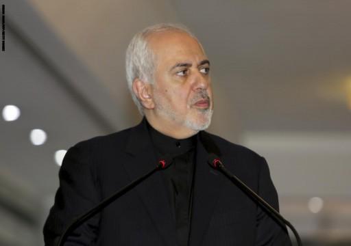 ظريف يصف احتجاز بريطانيا للناقلة الإيرانية بالقرصنة