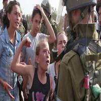 سجن الفلسطينية عهد التميمي 8 أشهر لصفعها جندي إسرائيلي