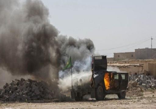 4 قتلى من ميليشيات موالية لإيران في قصف جوي مجهول شرق سوريا