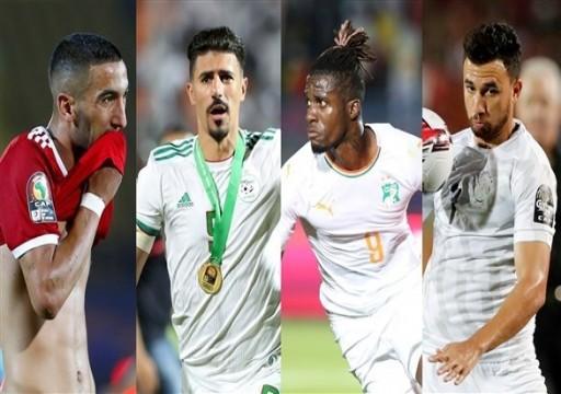 أبرز صفقات النجوم بعد انتهاء كأس أمم أفريقيا