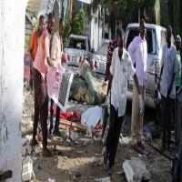4 قتلى في هجوم استهدف فندقاً بالصومال.. والشباب الإرهابية تتبنى
