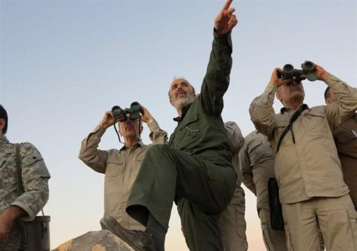 تحرك إيراني شرقي سوريا لمهاجمة مصالح أمريكا وإسرائيل