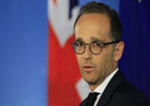 وزير الخارجية الألماني يرجئ قرارا بشأن زيارة السعودية