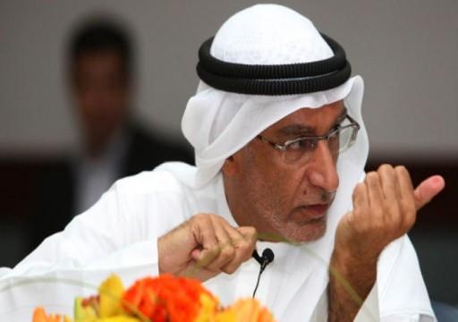 """اعتبره سعوديون استفزازا..  عبدالله يطلق """"مركز الثقل العربي"""" على أبوظبي"""