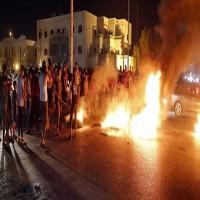 العراق.. متظاهرون يقتحمون مبنى محافظة كربلاء