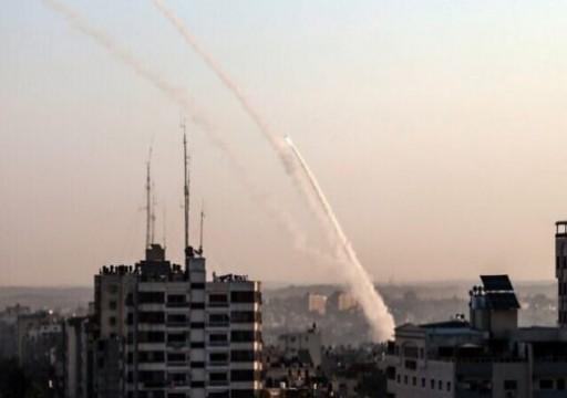 وسائل إعلام عبرية: 46 إصابة إثر إطلاق صواريخ من غزة