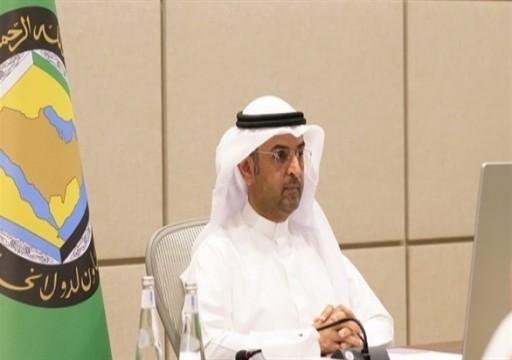 الحجرف يكشف عن الإعداد لمؤتمر استثماري خليجي مع العراق