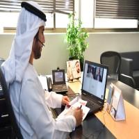 بلدية أبوظبي: 6 آلاف مكالمة مرئية لإنجاز معاملات المراجعين خلال 6 أشهر