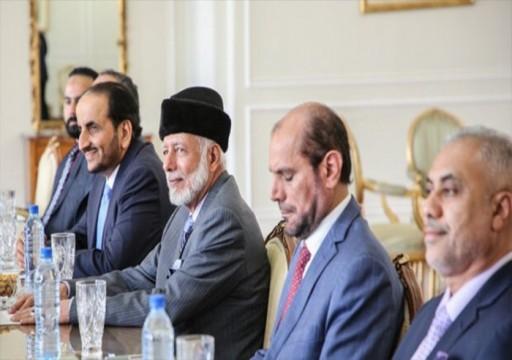 عُمان تقول إنها على تواصل مع أمريكا لخفض التوتر مع إيران