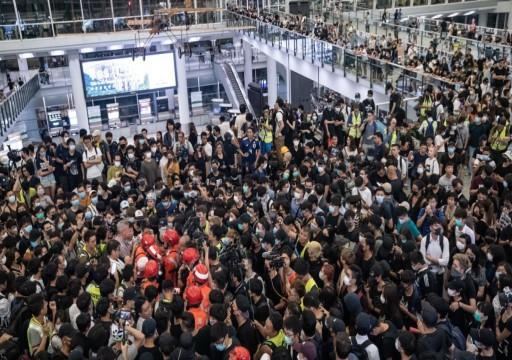 بكين تهدد محتجي هونغ كونغ بضربهم في 10 دقائق