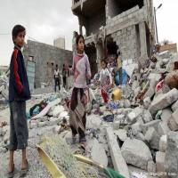 قطر: تقرير الانتهاكات باليمن يدعو للقلق