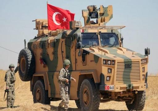 مقتل 4 جنود أتراك بقصف للنظام السوري