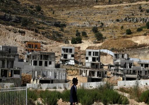 إدارة بايدن تطلب من حكومة الاحتلال وقف بناء المستوطنات في الضفة الغربية