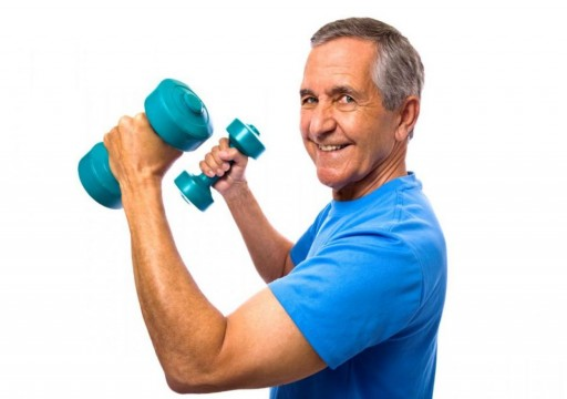 دراسة: الرياضة تحمي من فقدان العضلات في سن الشيخوخة