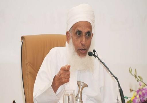 مفتي سلطنة عمان يدعو لموقف دولي تجاه استهداف مسلمي الهند