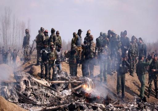 سقوط مقاتلة هندية ثانية قرب الحدود الباكستانية