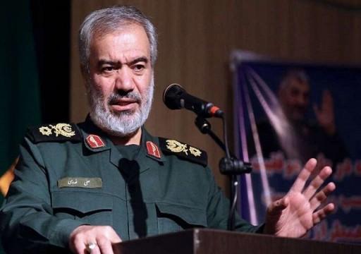 """نائب قائد الحرس الثوري الإيراني: """"من بدأ حرب اليمن يتوسّلنا لإنهائها"""""""