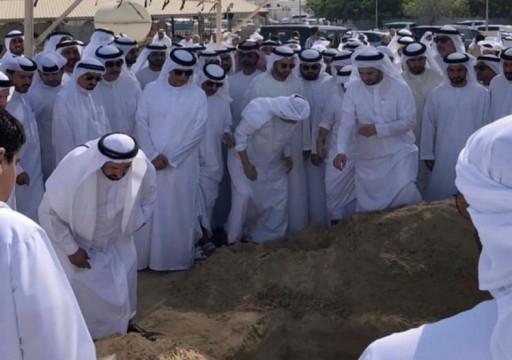 إماراتيون مستاؤون.. لماذا تغيب محمد بن زايد عن تعزية حاكم الشارقة بوفاة نجله؟!