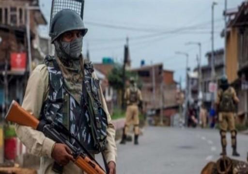 """الهند تشن حملة قمع جديدة بحق """"الكشميريين"""""""