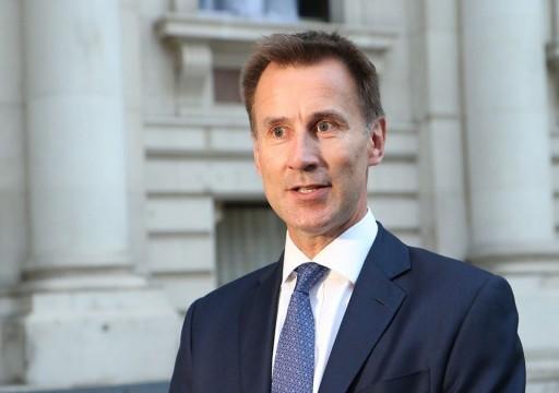 وزير الخارجية البريطاني يزور السعودية لبحث قضية خاشقجي