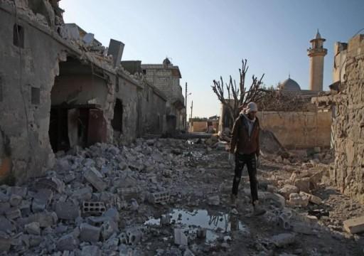 """مقاتلات النظام السوري وروسيا تقتل 17 مدنيا بمنطقة """"خفض التصعيد"""""""