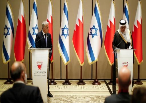 """إيران تستنكر زيارة وزير خارجية الاحتلال للبحرين: """"وصمة عار"""" على جبين حكامها"""