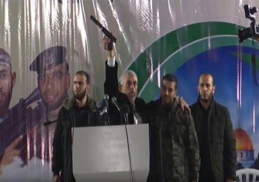 حماس للحكام العرب: من أراد الاحتفاظ بعرشه فليلتف حول شعبه!