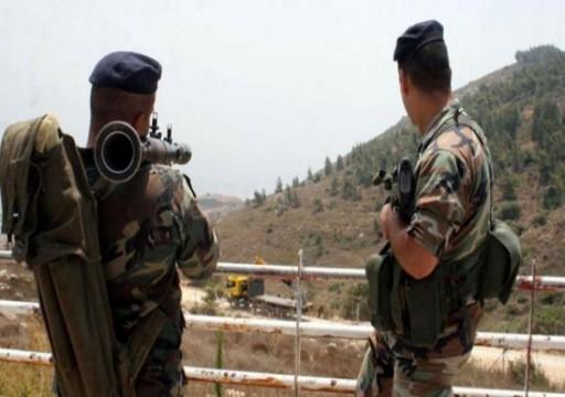 الجيش اللبناني يفتح النار على 3 طائرات إسرائيلية مسيّرة