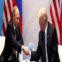 ترامب يعبّر عن رغبته بلقاء ثانٍ مع بوتين