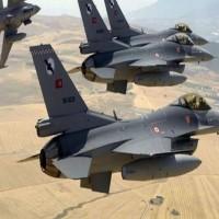 سلاح الجو التركي يهاجم مواقع لحزب العمال الكردستاني شمالي العراق