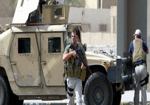 موقع أمريكي: بلاك ووتر تعود للعراق انطلاقاً من الإمارات